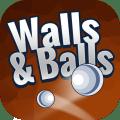 Walls & Balls Icon