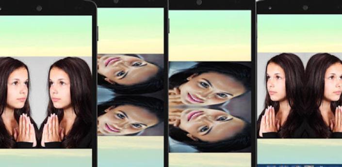 Mirror Photo Image Effect apk