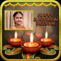Karthikai Deepam Photo Frames Icon