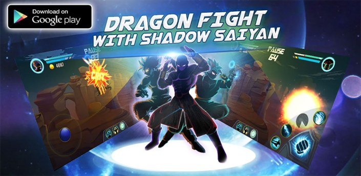 Dragon Shadow Warriors Battle: Super Hero Legends apk