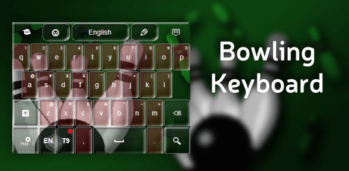 Bowling Keyboard apk