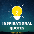 Inspirational Quotes - Positive Vibes (LifeLifter) Icon