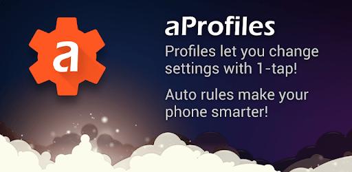 aProfiles - Auto tasks, schedule profiles apk