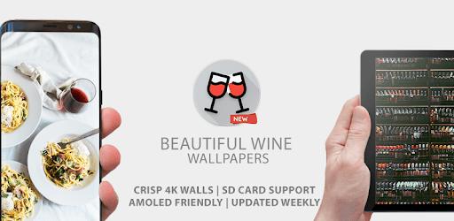 Wine Wallpapers 4K 🍷 Wine Backgrounds apk