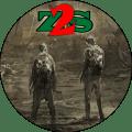 Z2S: zombie survival strategy Icon