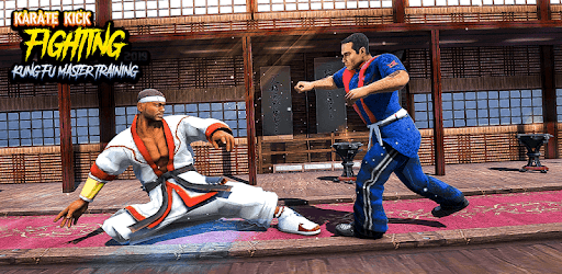 Karate Kick Fighting 2019: Kung Fu Master Training apk