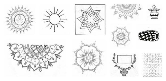 Rangoli Designs Pro Abstract apk