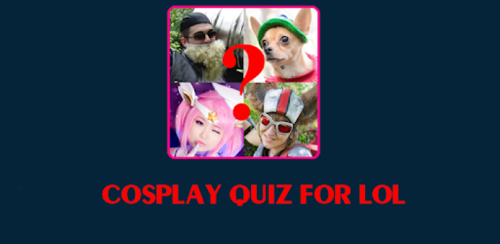 Cosplay Quiz for LoL apk