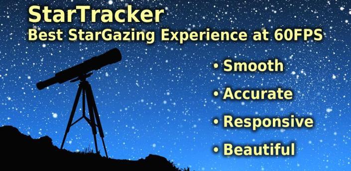 Star Tracker - Mobile Sky Map & Stargazing guide apk
