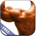 Shoulder Workout Icon