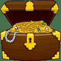 Treasure Gold Hunt Icon