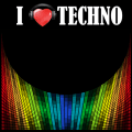 Techno Music Radio Stations Icon