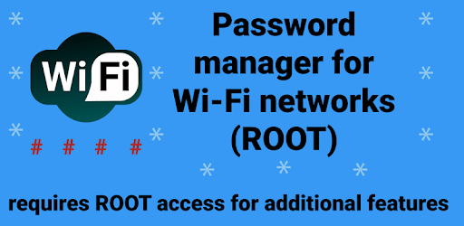 Wi-Fi password manager apk