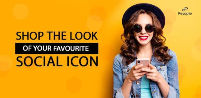 Pesopie: Online Video Shopping App for Fashion apk
