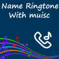 My Name Ringtone Maker with Music 2020 Icon