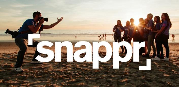 Snappr - Pro Photographers On-Demand apk