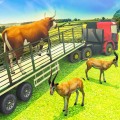 Animal Transporter Offroad Drive Icon