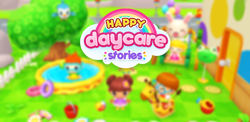 Happy Daycare Stories - School playhouse baby care apk