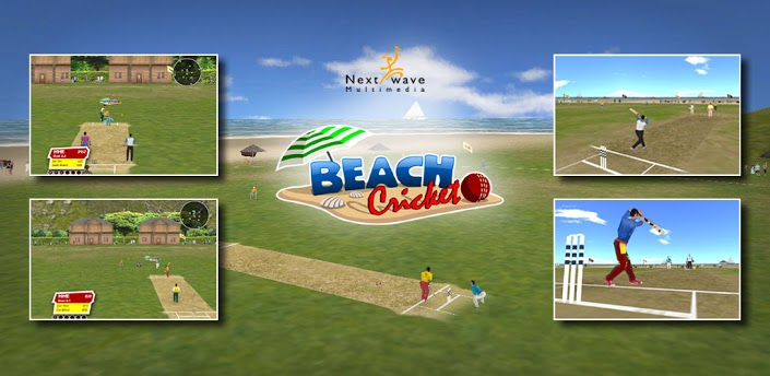 Beach Cricket apk