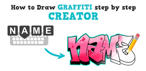 How to Draw Graffiti - Name Creator apk