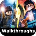 Lego Harry Potter Walkthroughs Icon