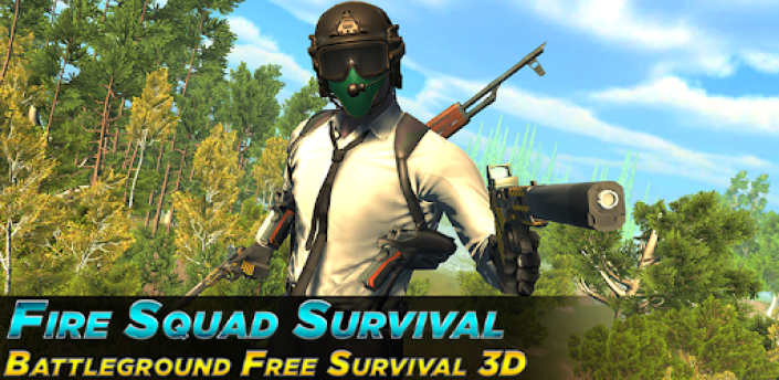Fire Squad Survival Battleground Free Survival 3D apk