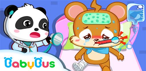 Baby Panda's Hospital apk