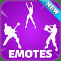 Emotes for Battle Royale Icon