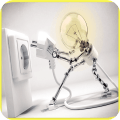 Learn electricity from scratch Icon