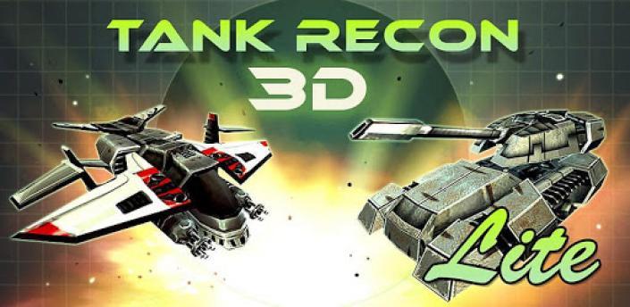 Tank Recon 3D (Lite) apk