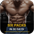 Six Pack in 30 Days - Abs Workout - Home Workout Icon