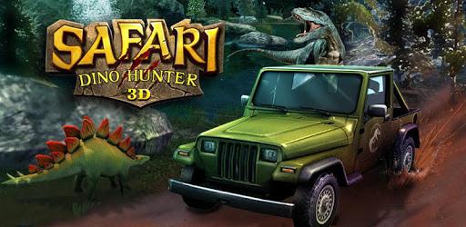 Safari Dino Hunter 3D apk