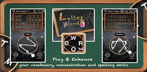 Letter Words - Word Search Puzzle apk