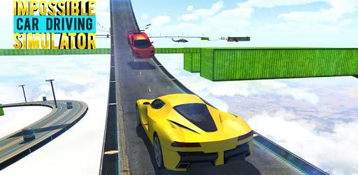 Impossible Car Driving Simulator apk