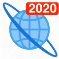 Browser 2020: Fast, Light & Incognito Icon