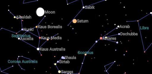 Sky Map 3D Night Star Map & Stargazing Guide 2021 apk