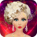 Barbie Bridal Makeup & Dress Icon