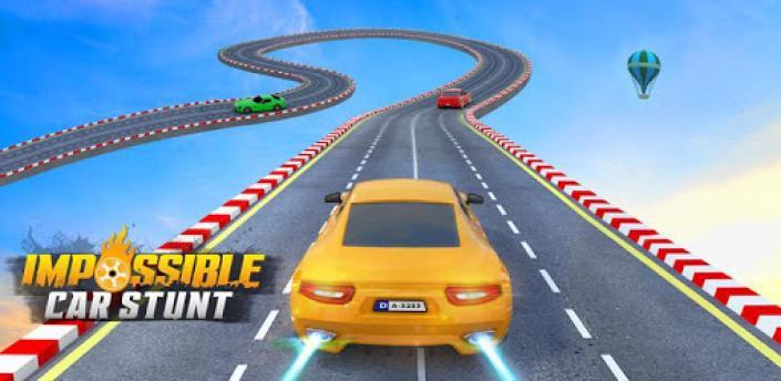 Ramp Car Stunts Racing Game - Free Car Games 2021 apk