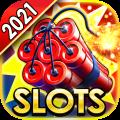 Lucky Time Slots: Vegas Casino 777 Fruit Machines Icon
