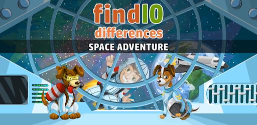 Space Adventure 10 Differences apk