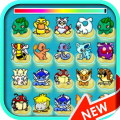 Pikachu Classic Funny Animals: Puzzle Free Game Icon