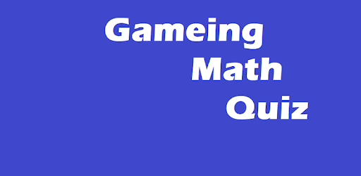 Gameing Math Quiz - Thinking Power apk
