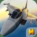 F18 Jet Fighter Air Strike 3D Icon