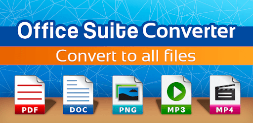 All Files Converter - PDF, DOC, JPG, GIF, MP3, AVI apk