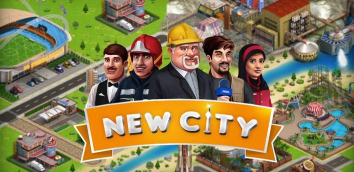 New City - City Building Simulation Game apk