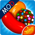 Candy Crush Saga (Mod) Icon