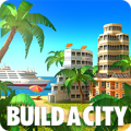 Paradise City: Island Sim - Build your own city Icon