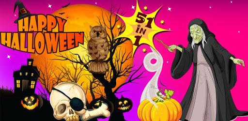 Free New Escape Games 59-Mystery Halloween Escape apk