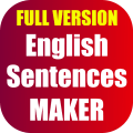 English Tenses Puzzle Icon