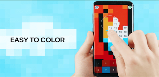 Color By Number - Pixel Coloring Book apk